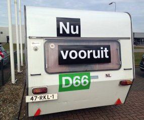 Caravan D66 Betuwe